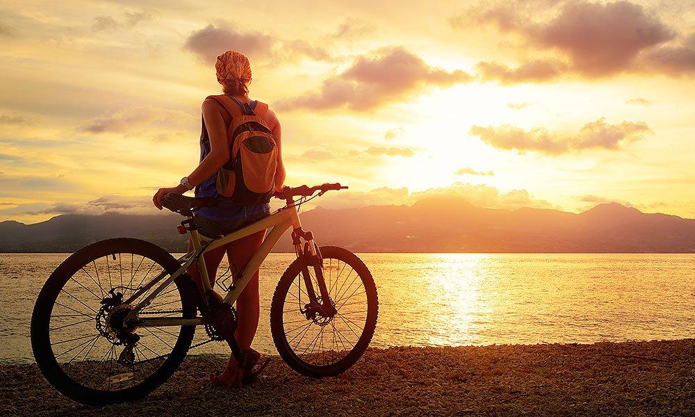 Bike rental and storage