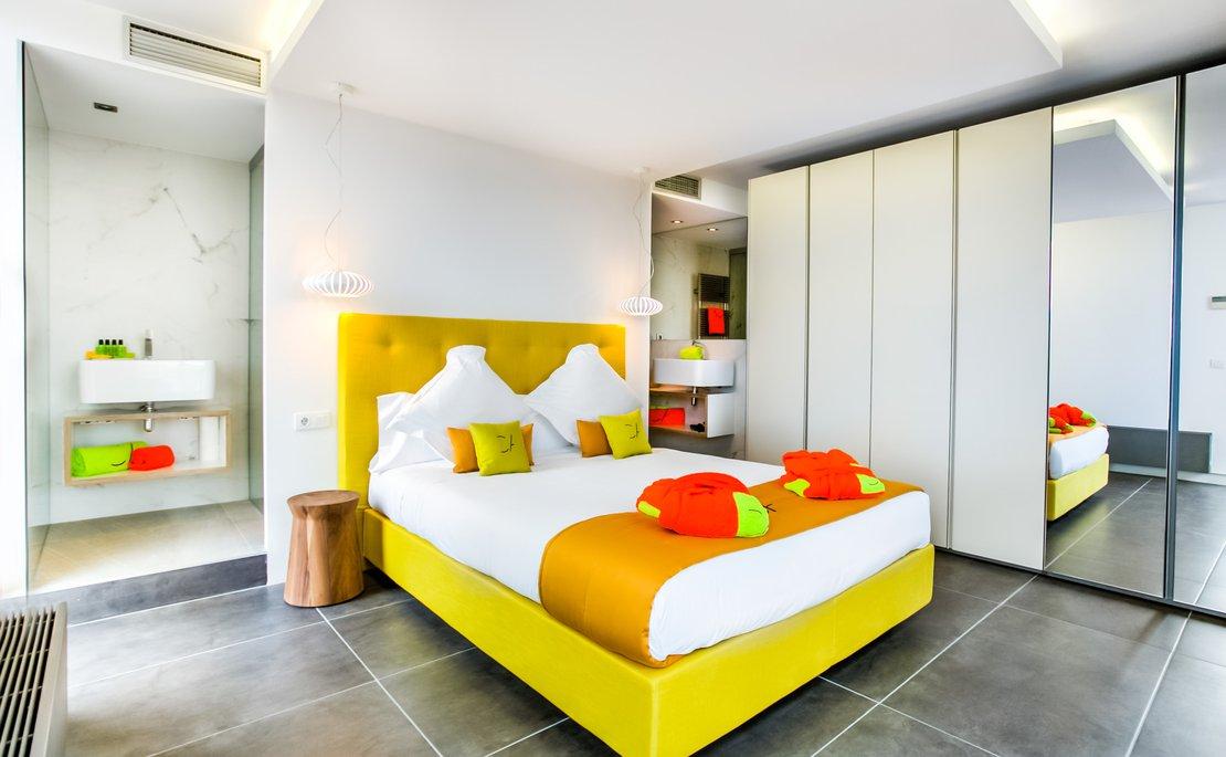 Представительские апартаменты с тремя спальнями