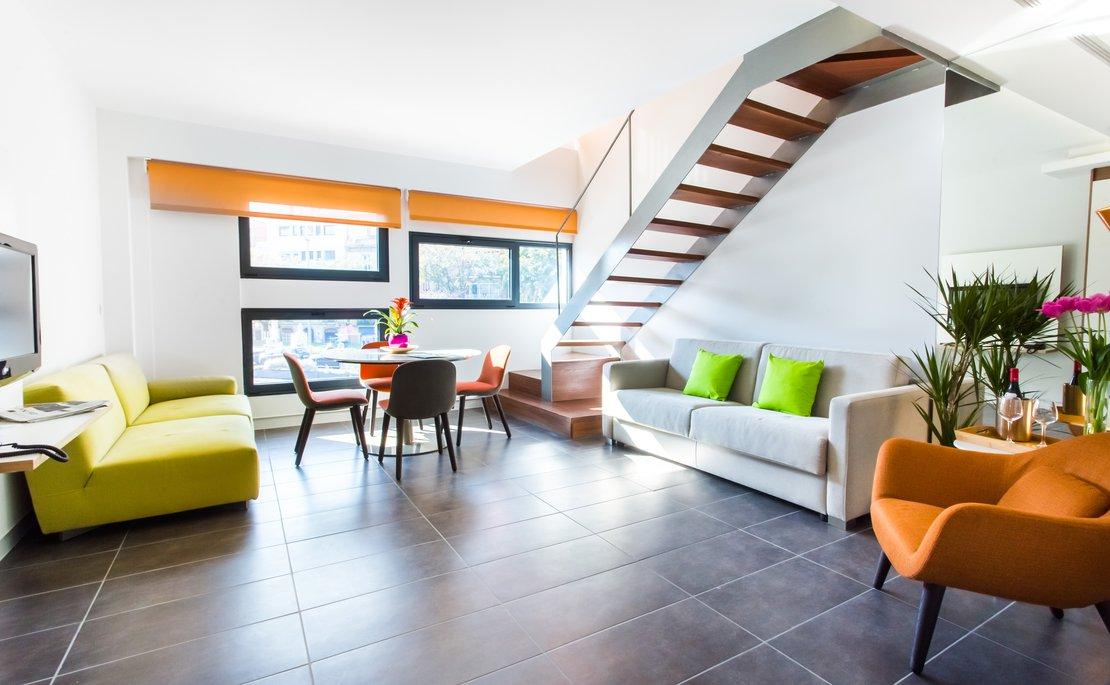 Dúplex 2 dormitoris