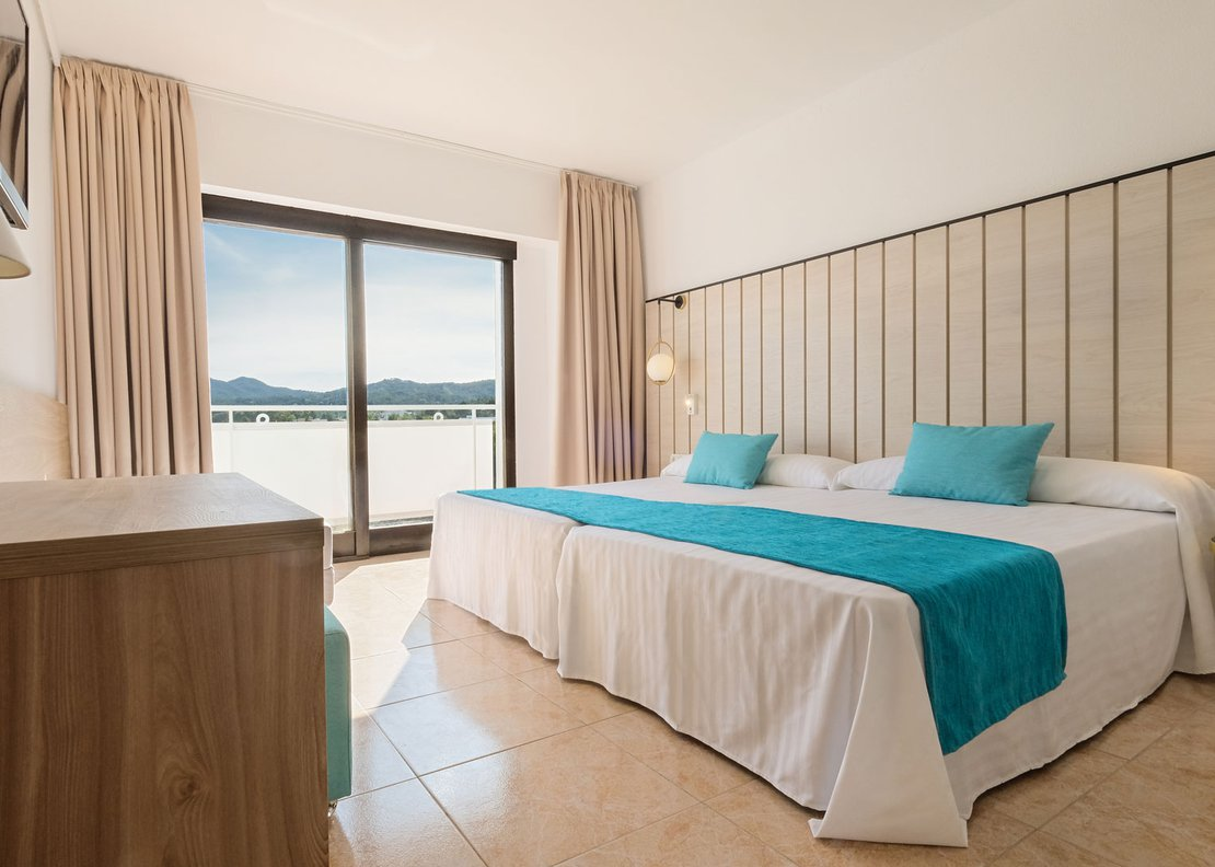 Premium Sea View Room - Sunset Terrace 2/3 pax-1