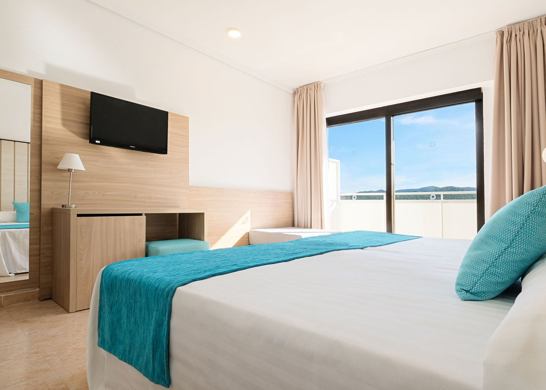 Premium Sea View Room - Sunset Terrace 2/3 pax-3