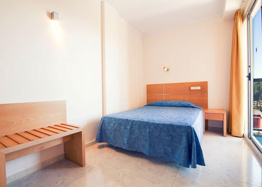 Apartamento Familiar 2/5 Pax-5