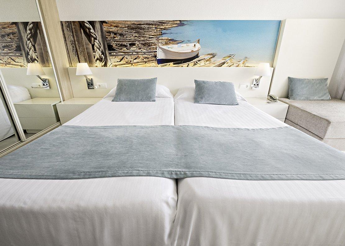 Premium Doppelzimmer - Sea View 2/3 Pax-3