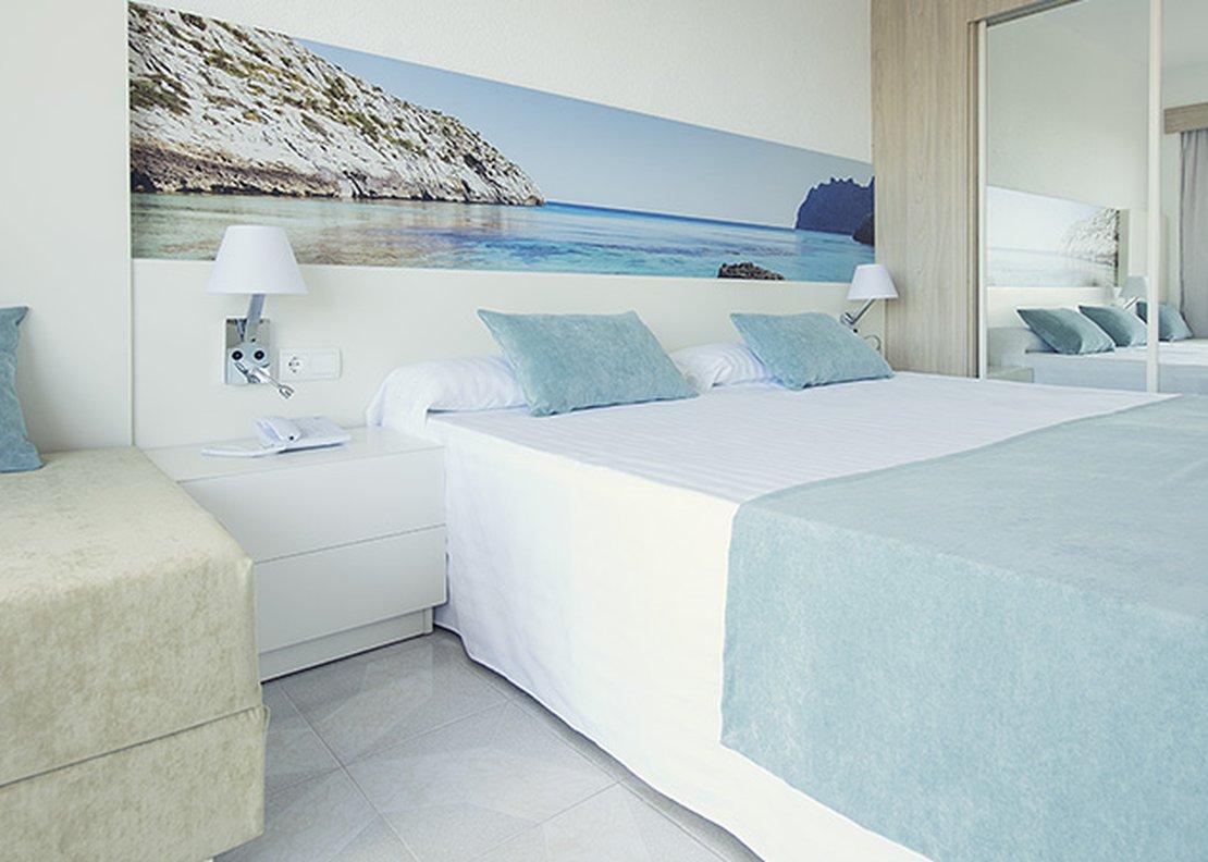 Premium Doppelzimmer - Sea View 2/3 Pax-2