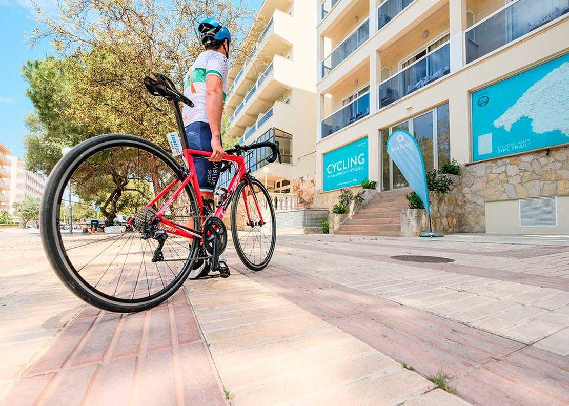 Premium - Doppelzimmer - Fahrrad Paket-2