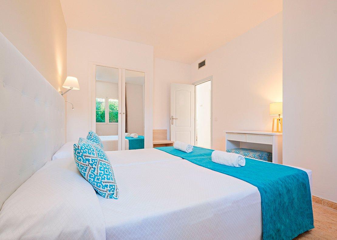 Villa de 3 dormitorios con piscina-4