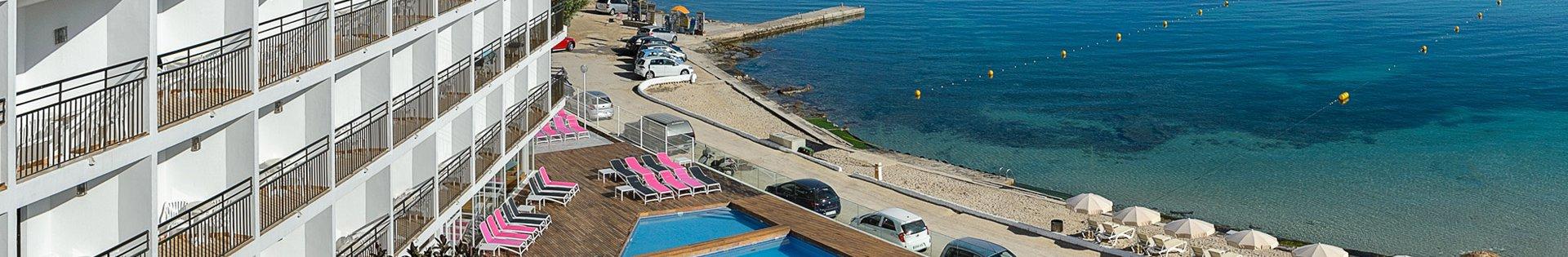 Hotel In San Antonio Bay Ibiza Playasol San Remo Hotel