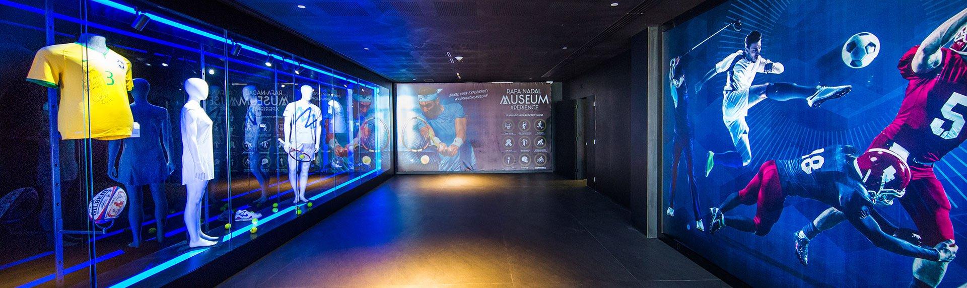 RAFA NADAL MUSEUM XPERIENCE | Rafa Nadal Tennis Centre