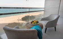 Double superior suite with sea view