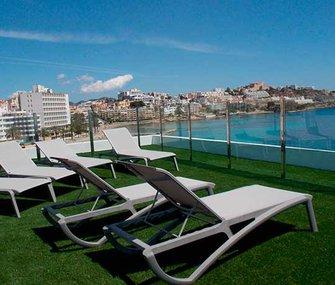 Descubre nuestros apartamentos con vistas a Dalt Vila, Ibiza