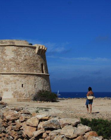 Hostal en Formentera Playa de Migjorn