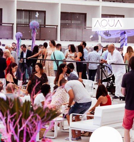 Playasol Inaugura Su Nueva Terraza Pool Lounge Aqua En Su