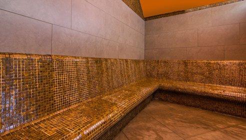 Turkish steam bath