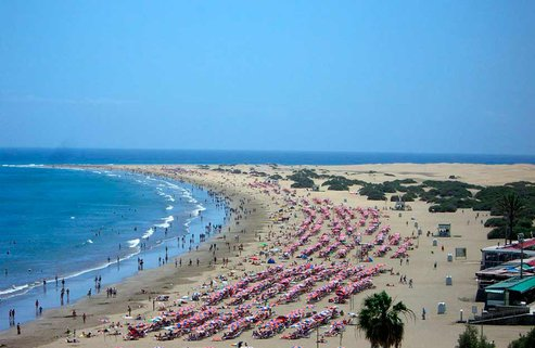 Playa Inglés