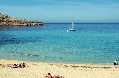 The best beaches