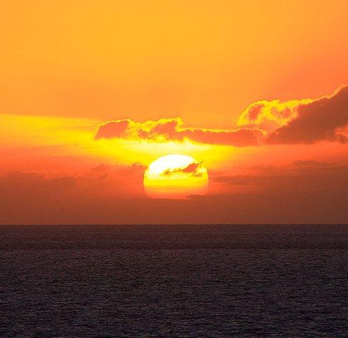 Puesta de sol Arguineguín