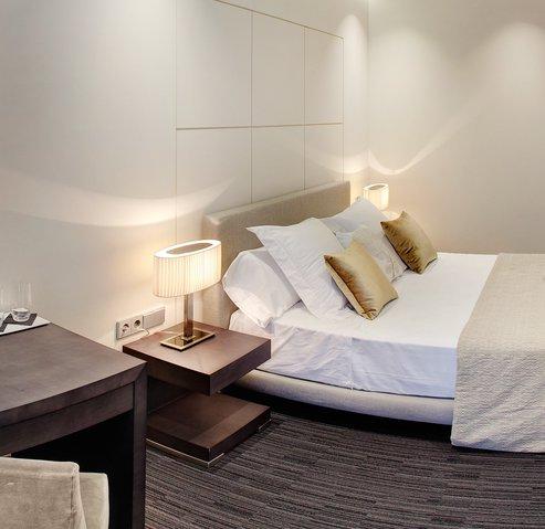 Economy double suite