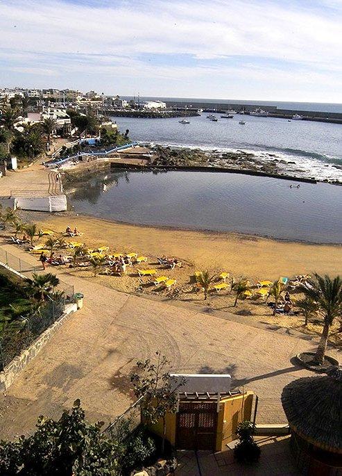 Arguineguín Beach