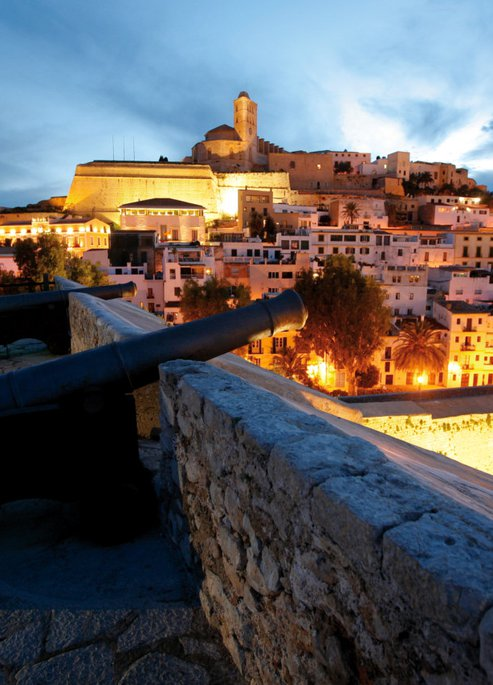 Fortifications of the city of Ibiza
