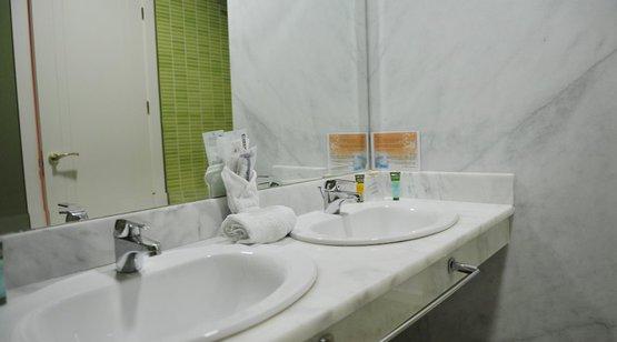 Habitación Estándar Interior Cuádruple
