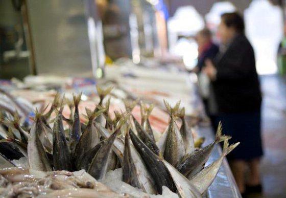Visita al mercado & Degustación