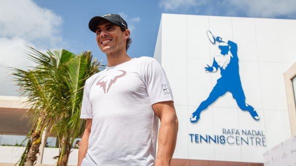 Rafa Nadal Nadal Academy   Rafa Nadal Academy by Movistar