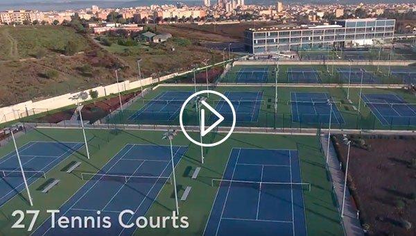 Break Padel Camp Rafa Nadal Academy