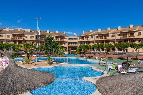 Albir Garden Resort & Aquapark-1