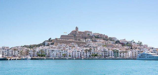 Hotel Pacha, Hotel di Lusso a Ibiza
