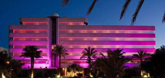 El Hotel Pacha, Hotel de Lujo en Ibiza