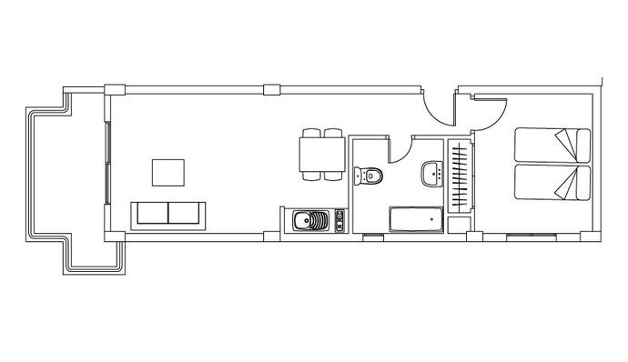 Accommodation in San Antonio, IbizaApartments San Antonio town, Ibiza. Mar i Vent Apartments Sibiza Group