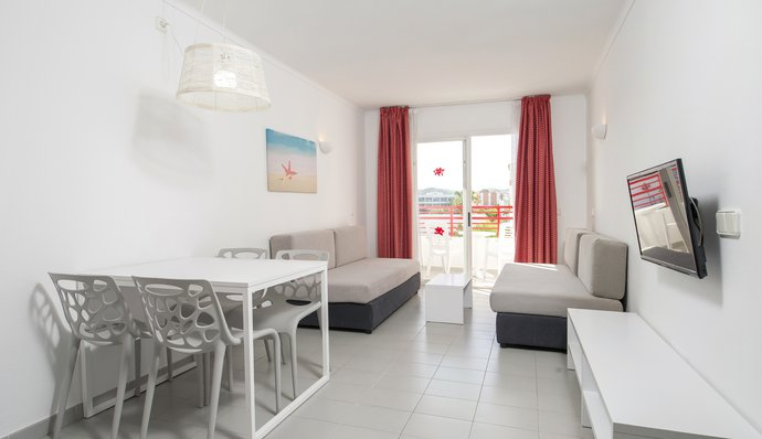 Apartments for families in San Antonio, IbizaResort Hotel and Apartments, Coral Star Ibiza - Star Resorts Group