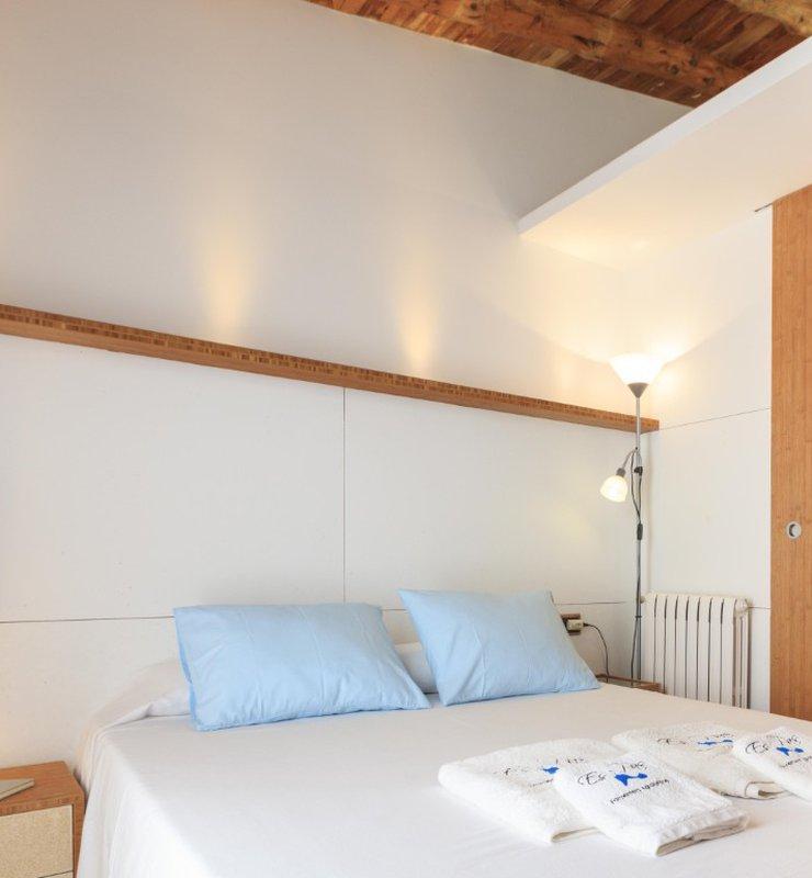 Camera doppia con balcone, Menorca