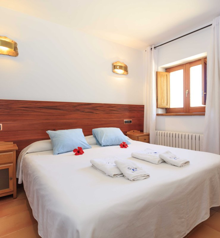 Stanza con due camere - Mallorca
