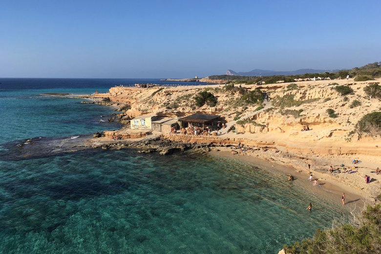 Cala Escondida