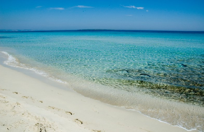 Herberge in Formentera Playa de Migjorn