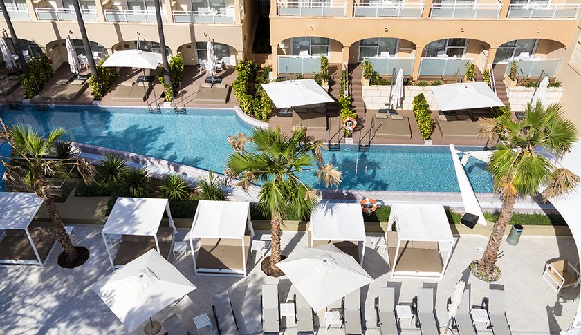 Superior Adults Only Swim-up Suite +16 - Área A-3