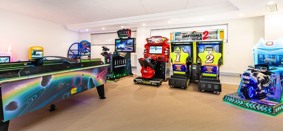 Games Arcade. New for 2019.-3