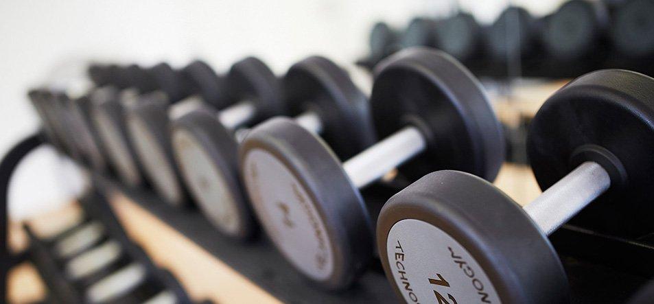 Fitnessstudio +16-1