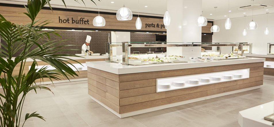 Main Buffet Restaurant-1