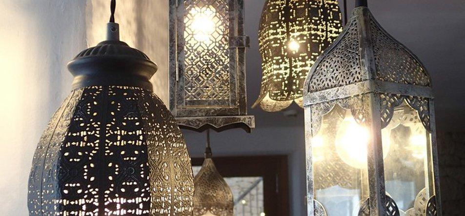 Restaurante Le Souk <br>Fusión Marroquí, India y Asiática -3