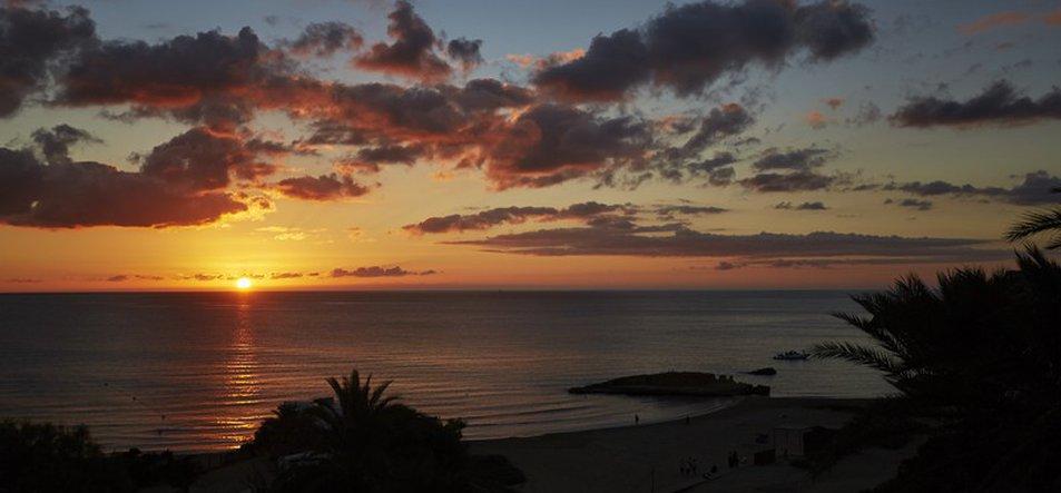 Sunset Restaurant<br><br>Mediterranean Cusine-1