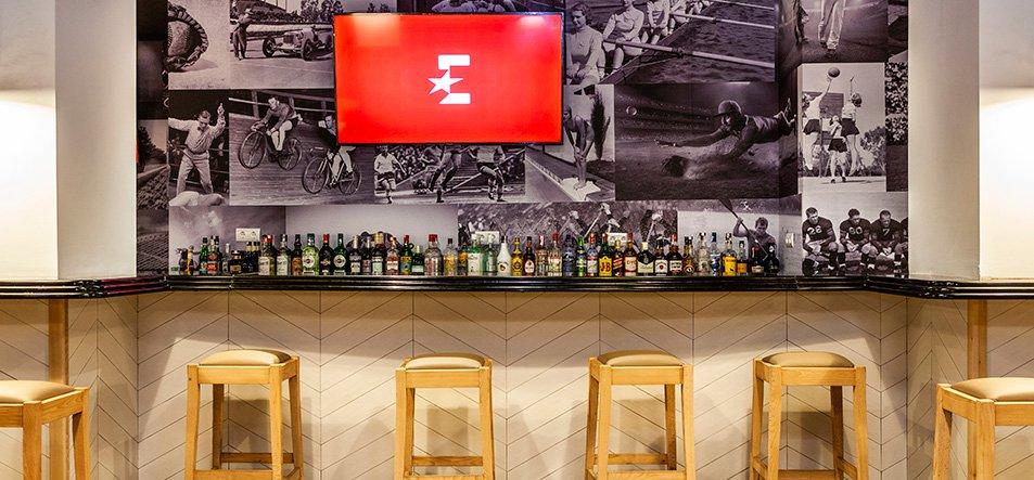 Sports Bar. Nuevo 2019.-2