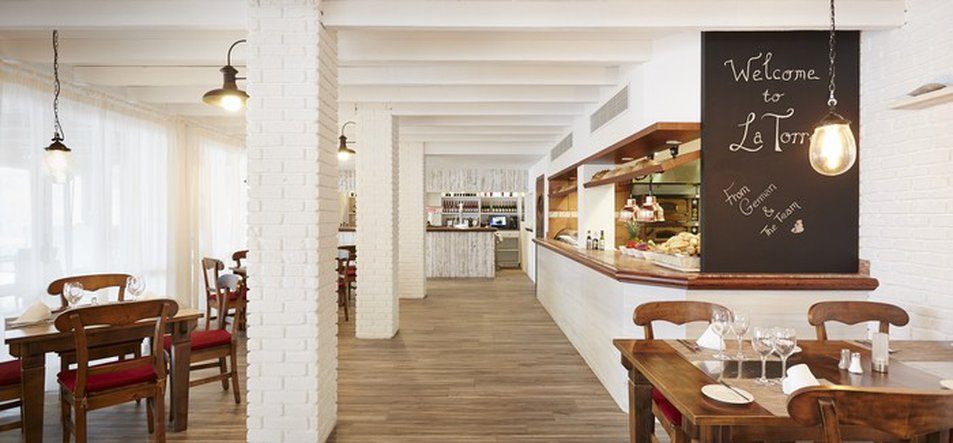 Trattoria La Torre <br><br>Italian Restaurant-1