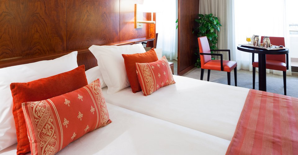 Twin Room Sole Use 1 Pax