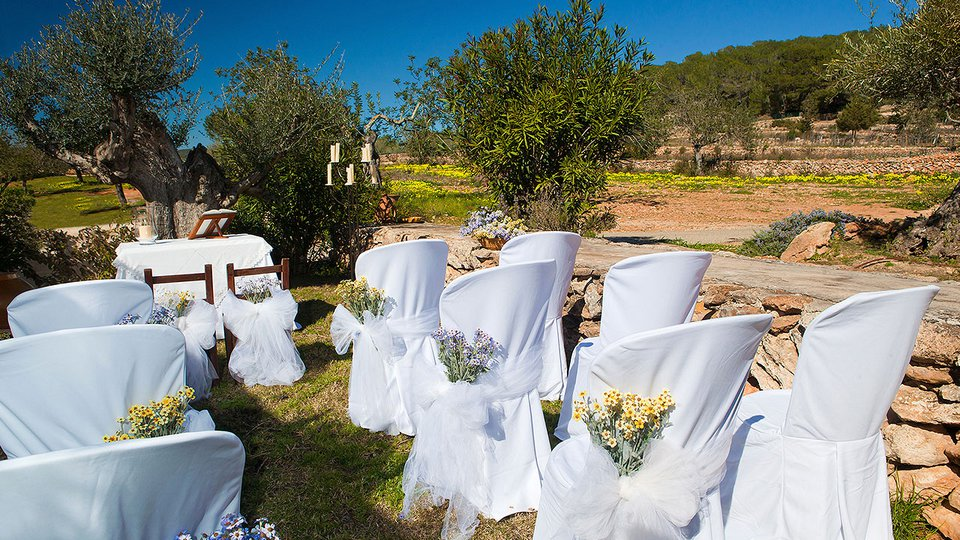 Hotel for weddings in Ibiza