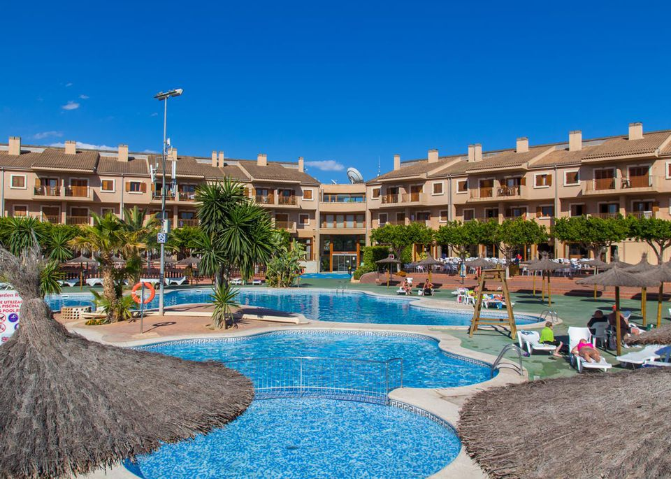 Albir Garden Resort & Aquapark-1