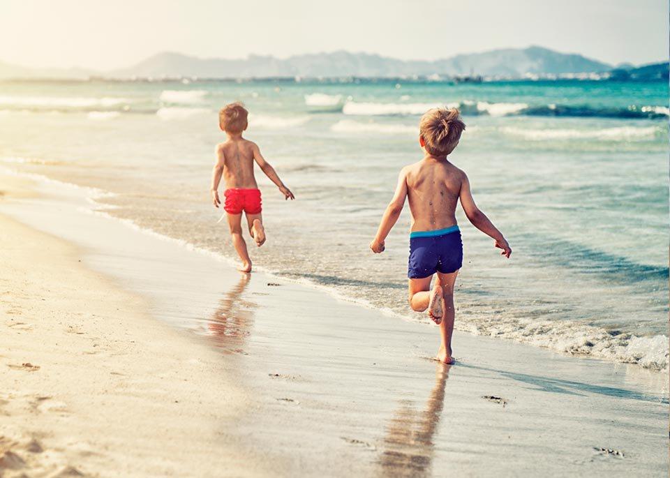 Barn upp till 6 år gratis