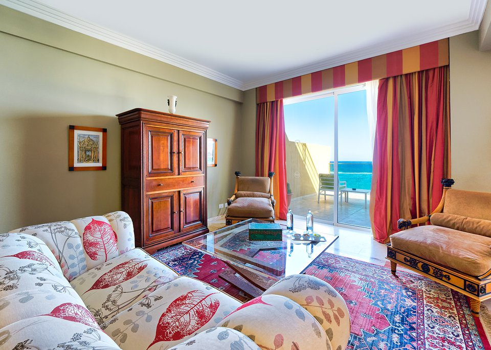 Sea View Suite with Free SPA-4