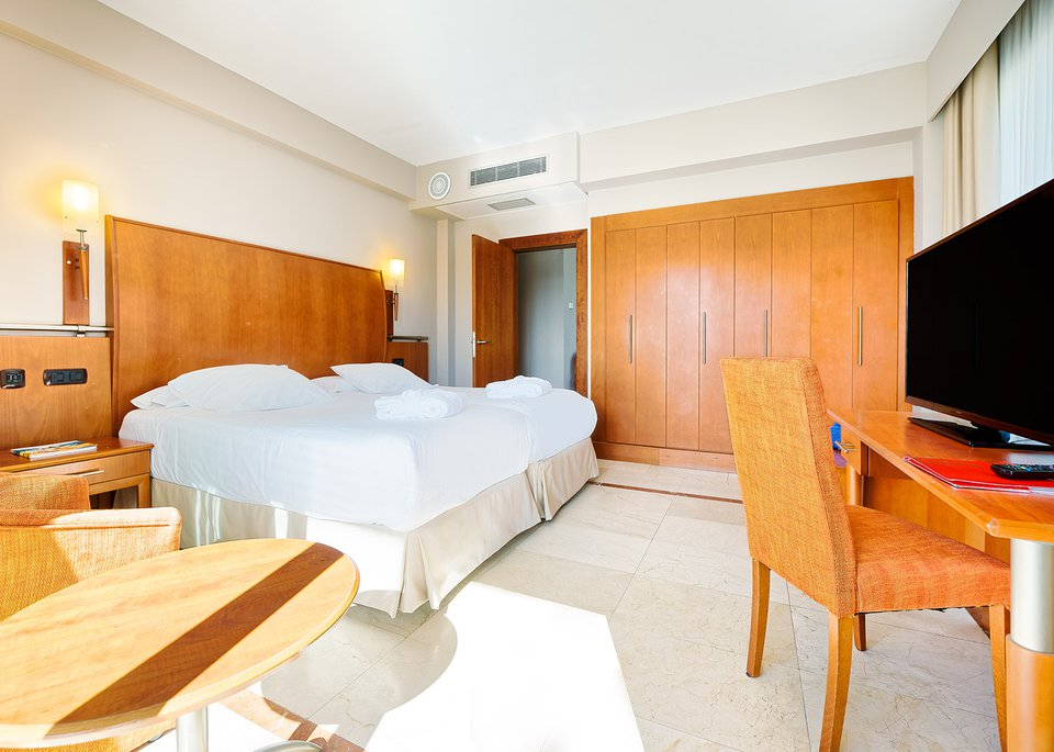 Suite with Free SPA-1